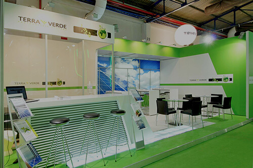 Booth Design & Constructions