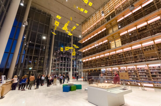 National Library - Stavros Niarchos Foundation Cultural Center - Athens