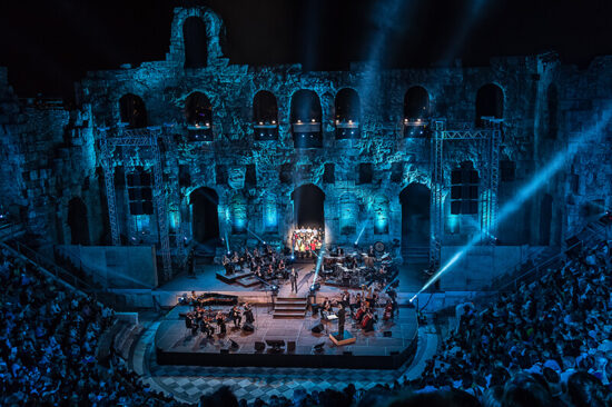 PikonPhotography_Odeon of Herodes Atticus-Athens